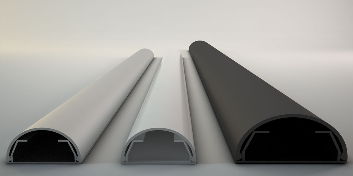 Goulotte Aluminium Design Av Concept Products