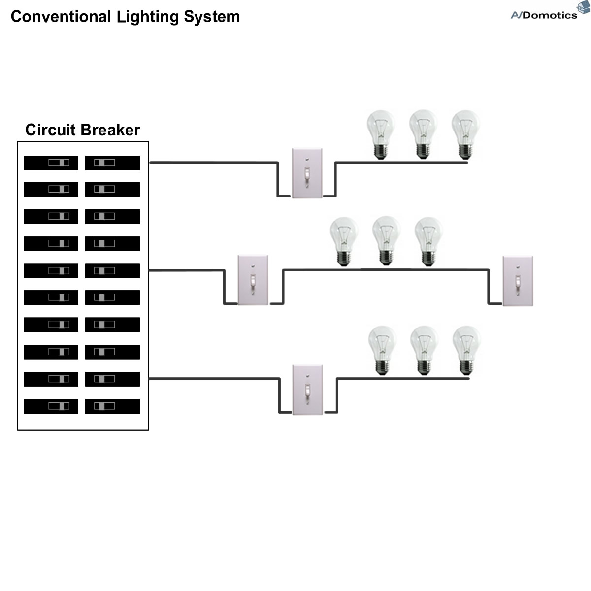Wiring Diagram Light Switch Two Lights
