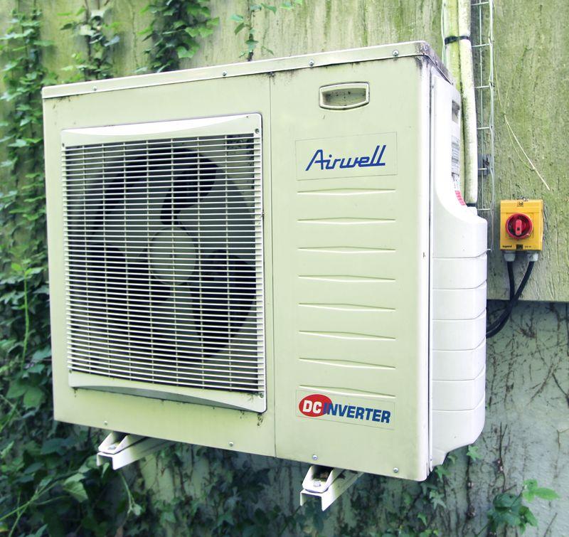 Climatisation Reversible De Marque Airwell Model Awsi