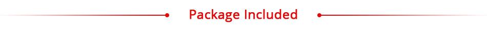 Package Included of Avbad Bang Disposable Mini Vape Pod Kit 300mAh
