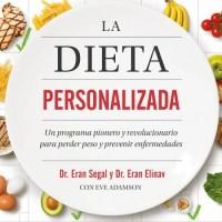 La dieta personalizada. Un libro para mejorar la salud y el sobrepeso