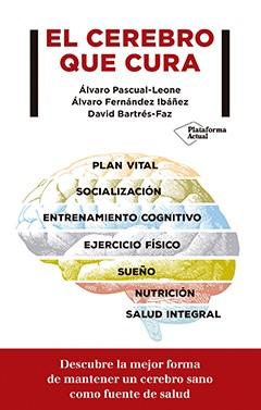 El cerebro que cura, portada
