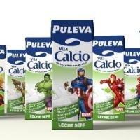 Puleva Vita Calcio Marvel Edition para llevar a cualquier parte