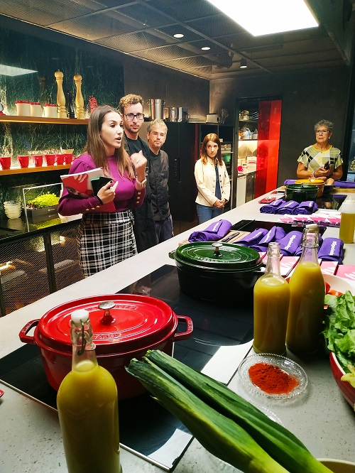 taller cocina saludable