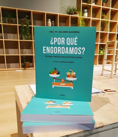 https://www.avebonadea.com/la-dieta-personalizada-libro-la-salud-y-el-sobrepeso/¿Por qué engordamos? libros Dra Saavedra