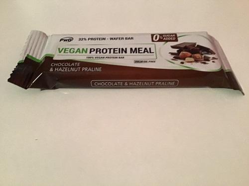 vegan proteín meal