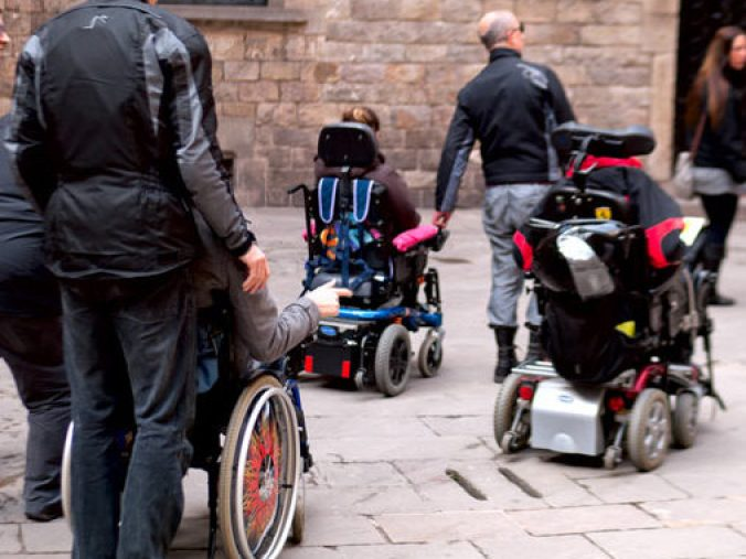 volontaire service civique Maison Léonard de Vinci habitat inclusif handicap Quimper