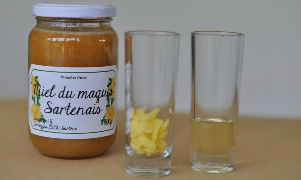 """Billet """"Baume à lèvre au miel"""" paru sur www.avecpanache.ch"""