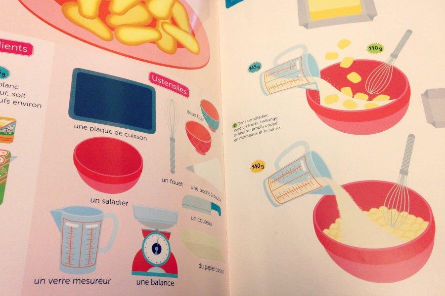 """Article """"Activité avec les enfants: cuisiner des langues-de-chat"""" paru sur www.avecpanache.ch"""