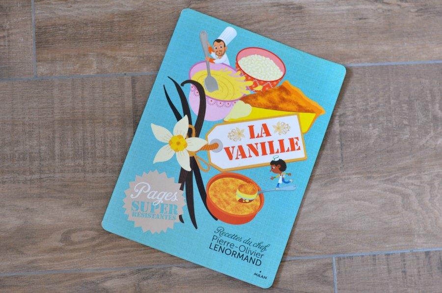 """Billet """"Activité avec les enfants: pots à la vanille"""" paru sur www.avecpanache.ch"""