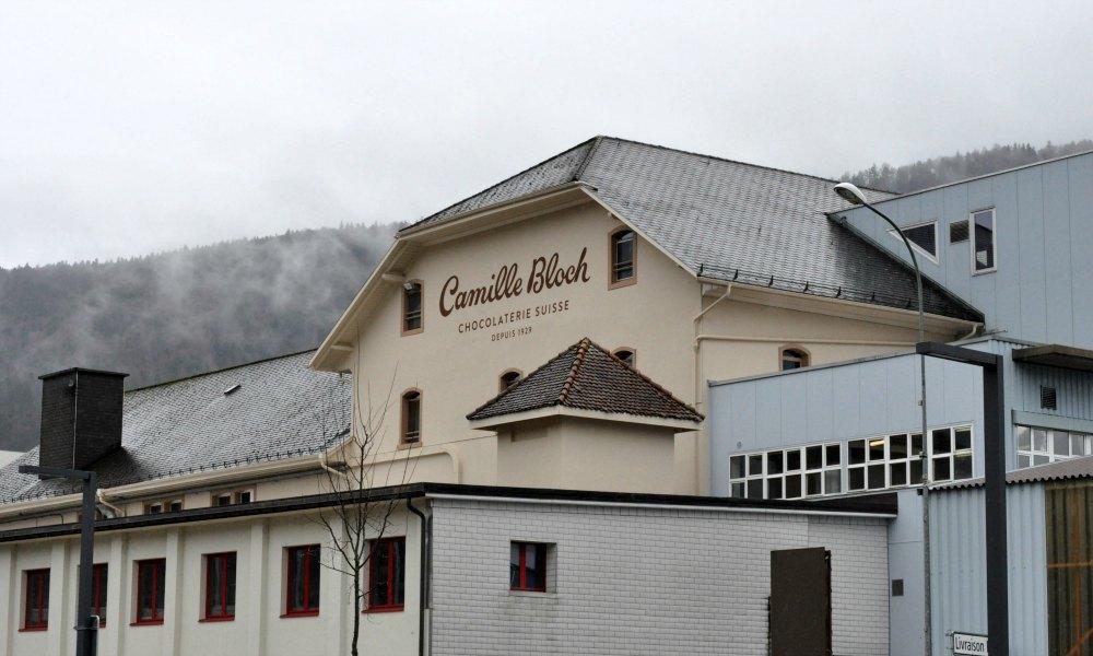 """Billet """"Chez Camille Bloch"""" paru sur www.avecpanache.ch"""