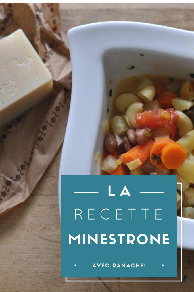 """Billet """"Minestrone"""" paru sur www.avecpanache.ch"""