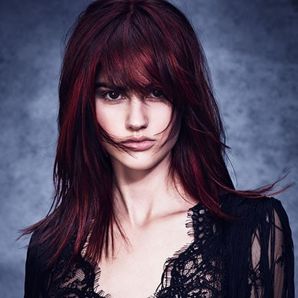 Hair Color Landing Page Aveda