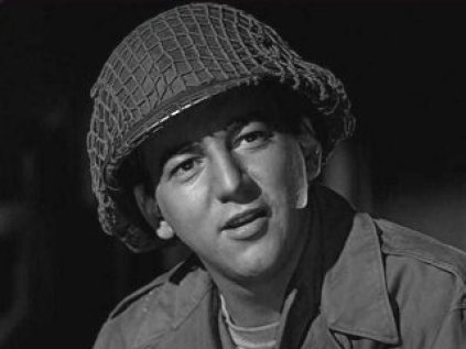 Image result for bobby darin in hell is for heroes