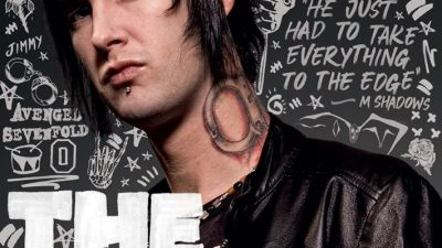 Metal hammer 10 anni The Rev