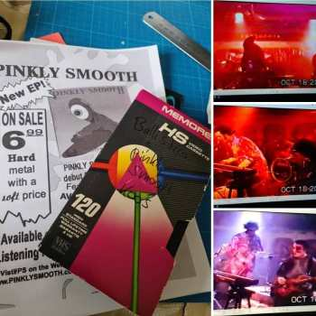 pinkly smooth live