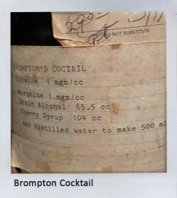 A7X Pedia brompton cocktail