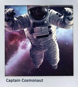 A7X Pedia captain cosmonaut