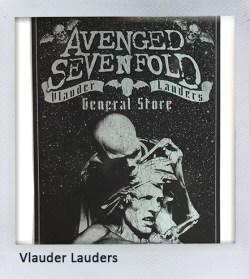 A7X Pedia vlauder lauders