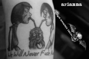 Tatuaggi: Artworks