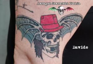 Tatuaggi: Brian/Syn Gates Clothing