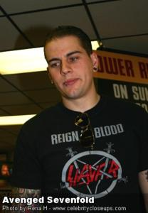 City Of Evil Signing Session @ Tower Records in Hollywood 07-06-2005 Photo by Rena H - Celebrity Closeups