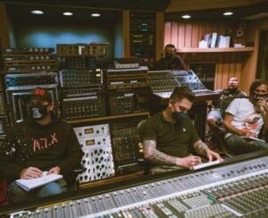 Making of: new album 2020-2021