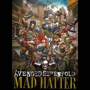 Mad Hatter puzzle cover