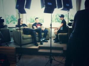 Interviste radio Europa 2013
