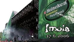 Fans in Tour: Heineken Jammin' Festival, Imola 17-06-2006