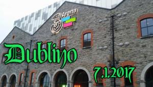 Fans in Tour: Dublino 07-01-2017