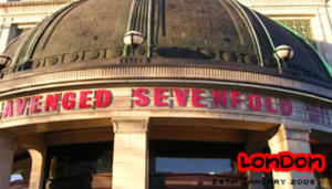 Fans in Tour: Londra 24-01-2008
