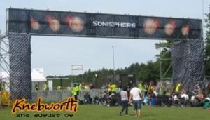 Fans in Tour: Sonisphere Festival, Knebworth 02-08-2009