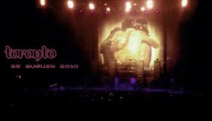 Fans in Tour: Toronto 25-08-2010
