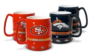 calgary sports memorabilia mugs football nfl