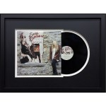 custom framing calgary music signed
