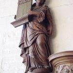 Sainte Cécile - Eglise Notre-Dame de Calais