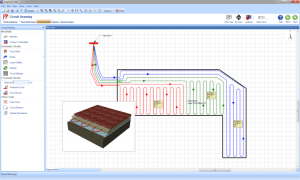 LoopCAD – Radiant Heating Software