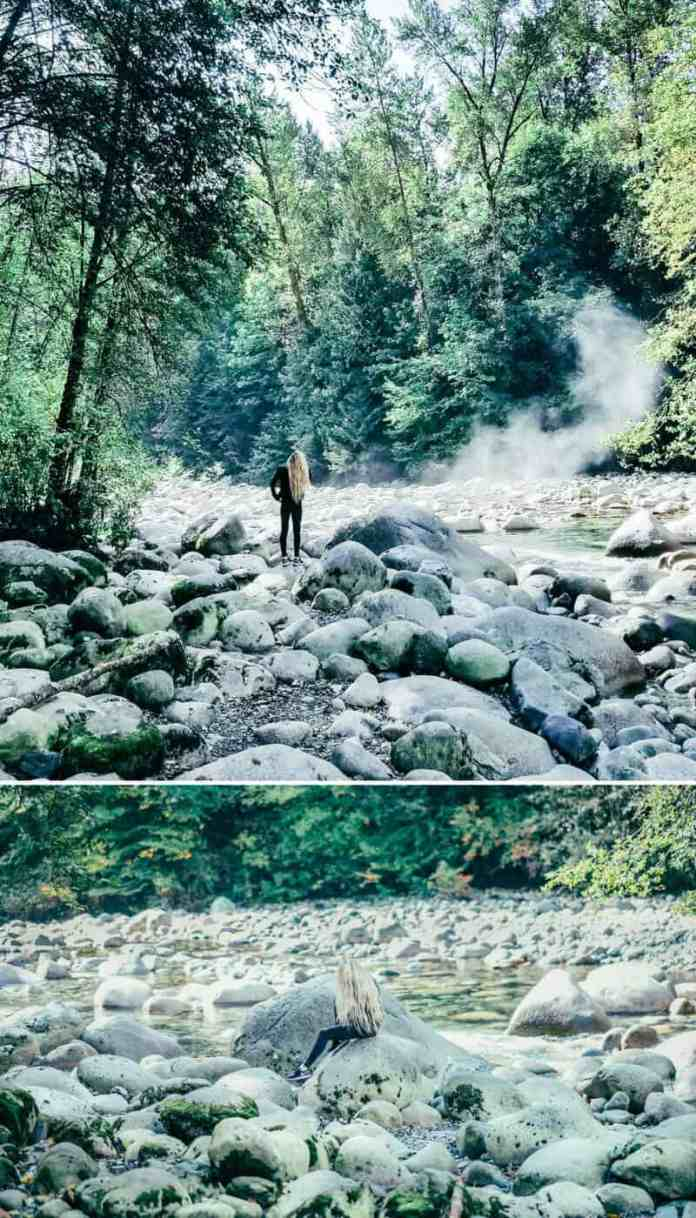 Lynn Canyon Hike and Suspension Bridge! Definitely a must see in Vancouver, Canada!