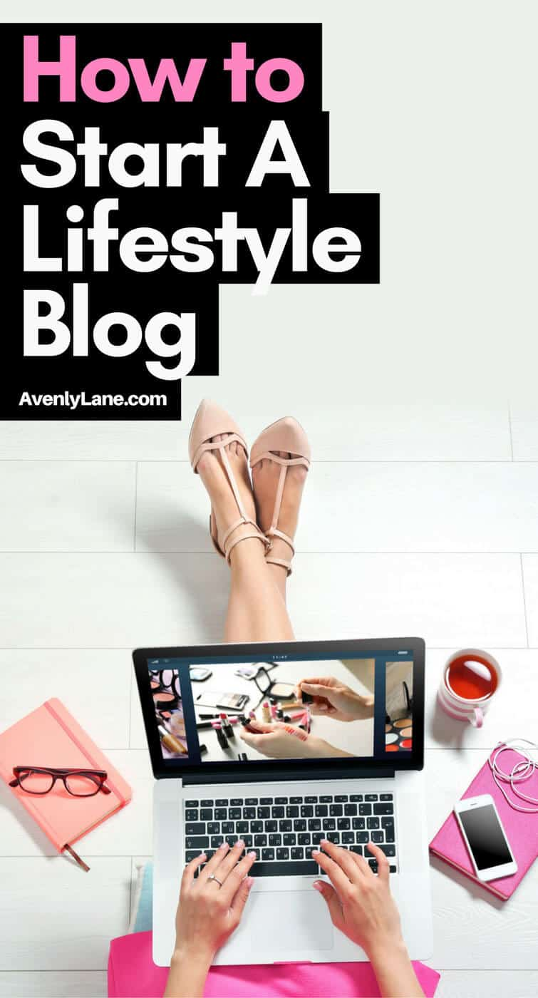 How to Start A Lifestyle Blog!