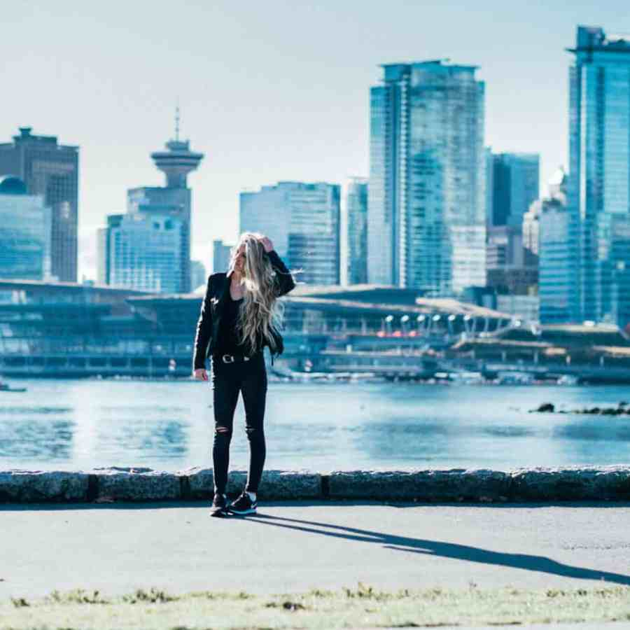 What to Wear in Vancouver, Canada.