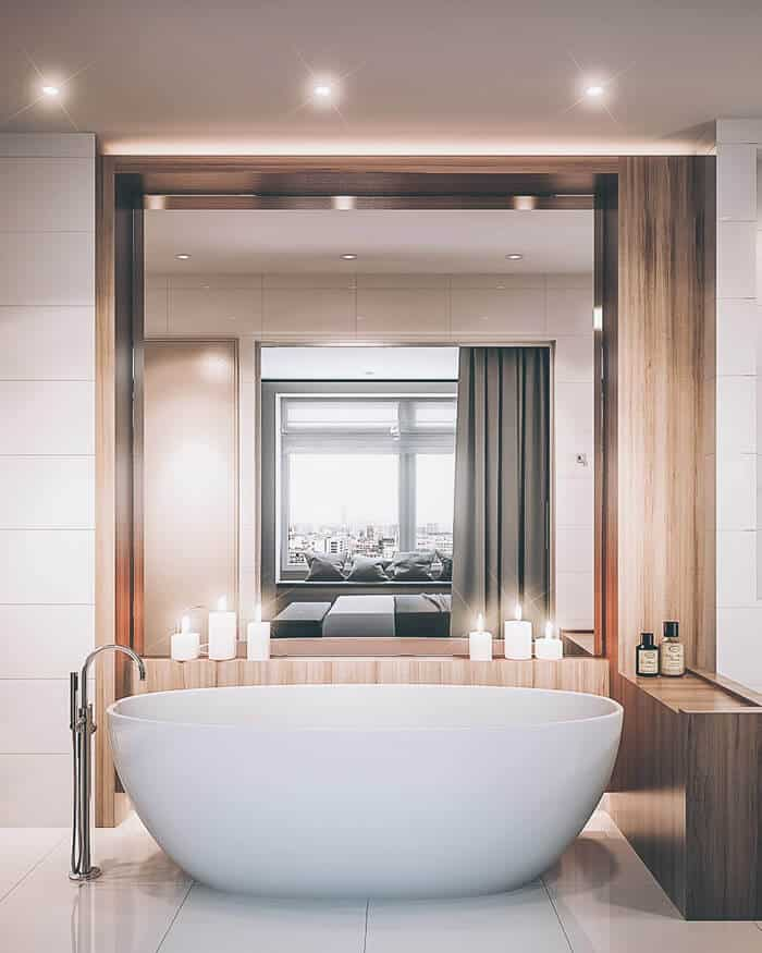 Modern Master Bathroom Design Ideas For Your Dream Home.