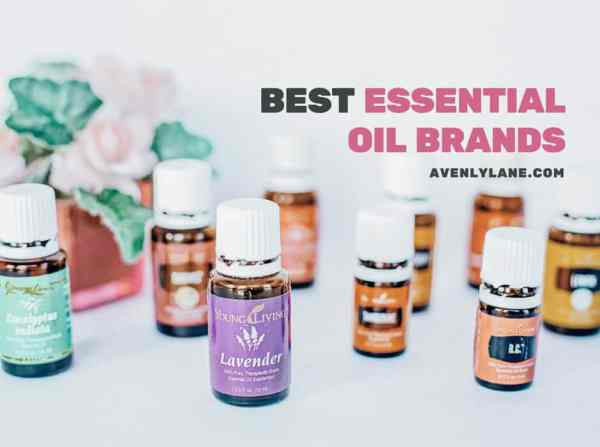 Best Essential Oil Brands on the market right now!