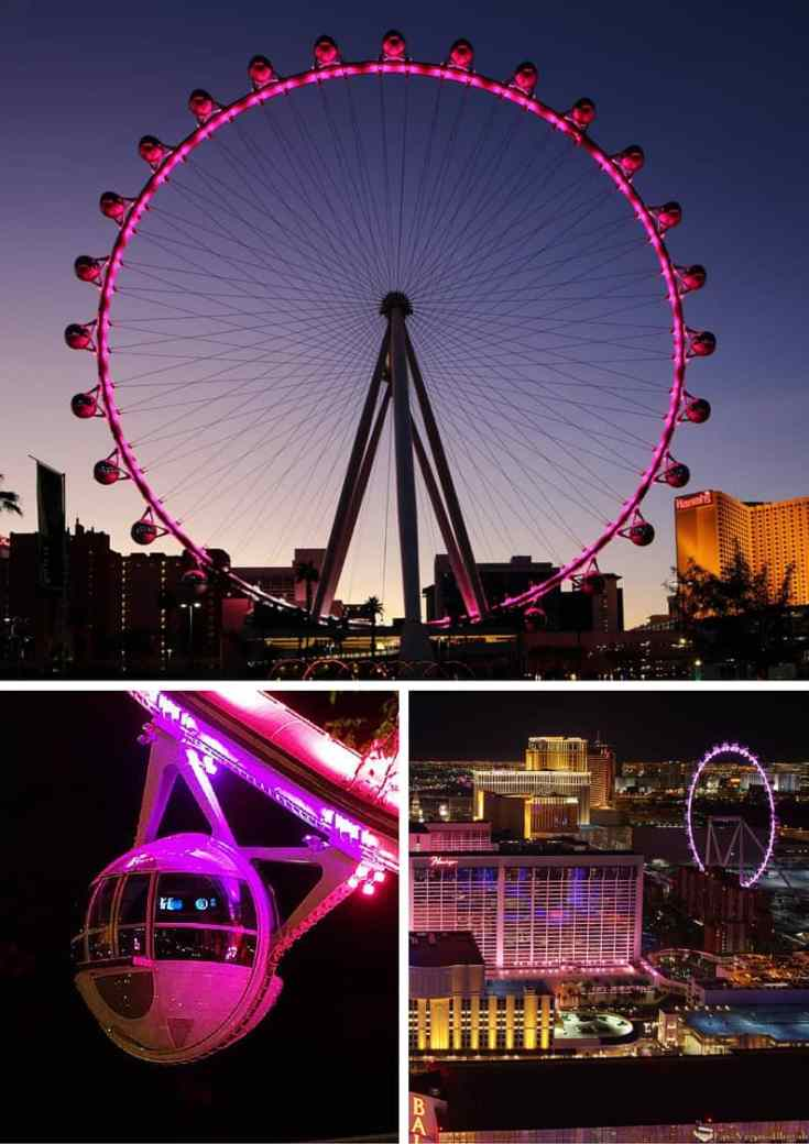 Ferris Wheel Las Vegas Price To Ride