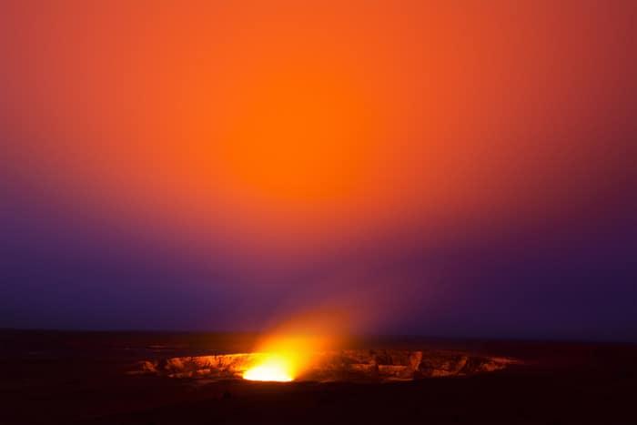 Kilauea Crater (caldera), The Big Island