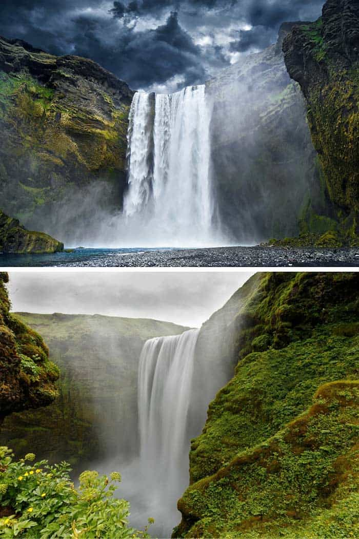 Iceland waterfalls the 15 best waterfalls in iceland for Waterfall it