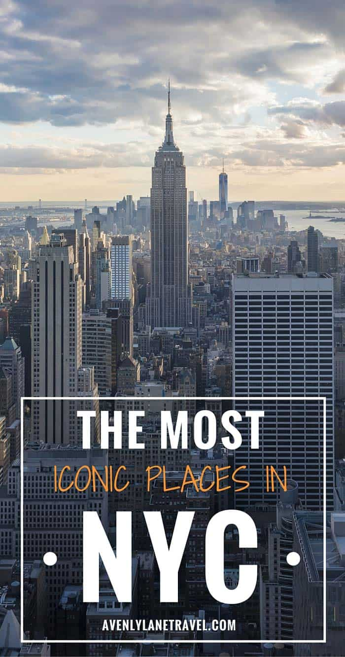"""New York City is a city that is so iconic, you really don't have to introduce it. It is affectionately called """"The Big Apple"""", is the largest city in the USA, and is one of the world's financial and cultural centers. Have you been to the 10 most iconic places in NYC?"""