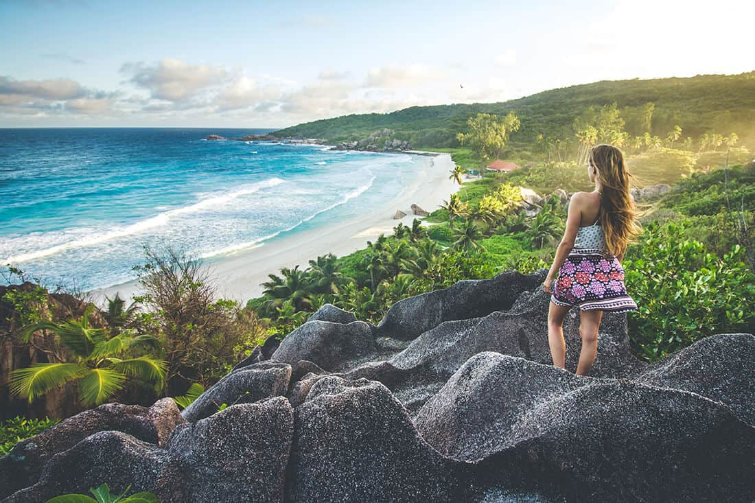 Seychelles Beach - Best beaches in the Seychelles