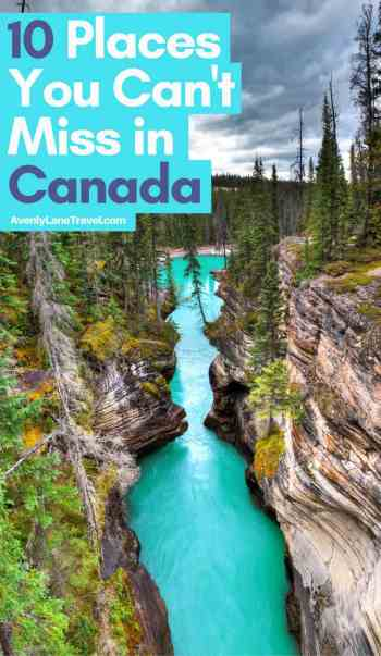 Top things to do and see in Alberta, Canada! | Avenlylanetravel.com