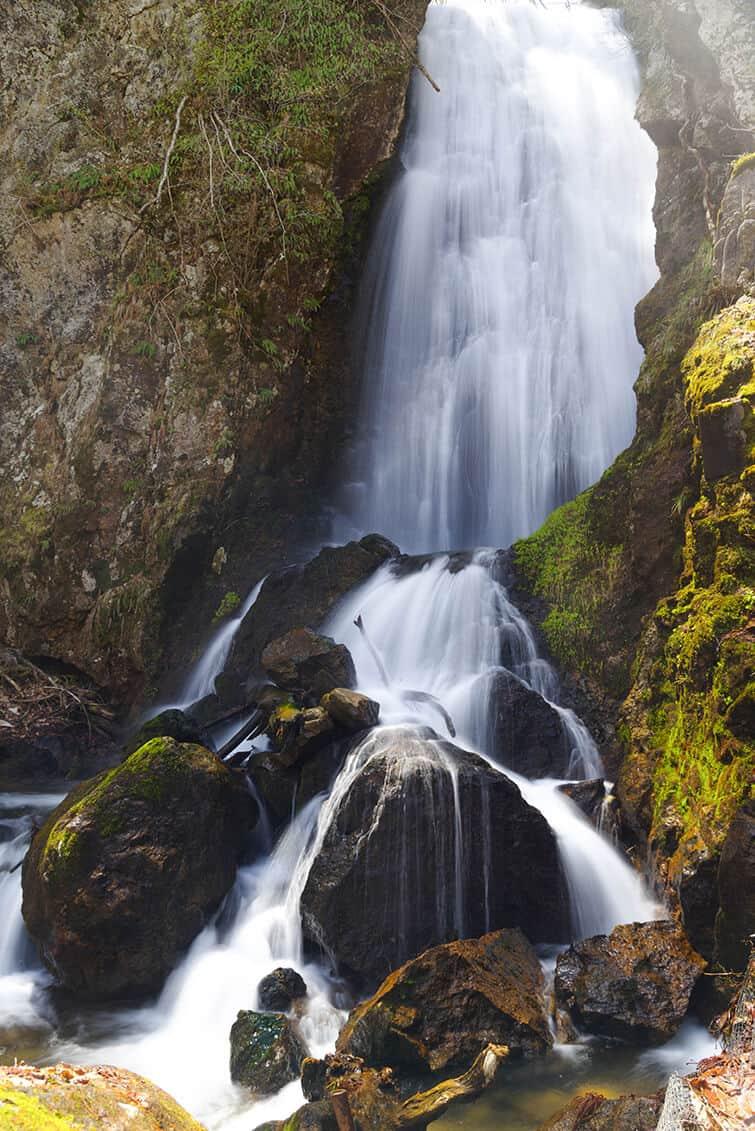 Fudo Falls in Japan.